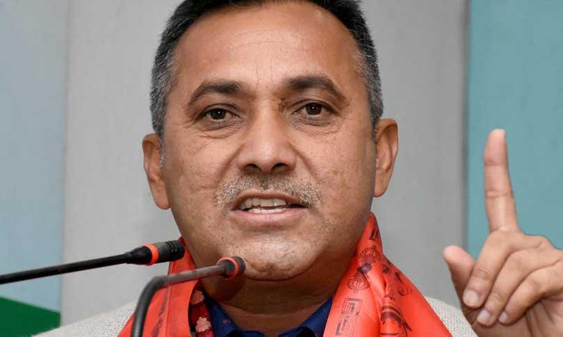 कास्कीको चुनाव २४०० मतान्तरले जित्छौं : काङ्ग्रेस प्रवक्ता शर्मा
