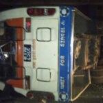 धादिङमा जन्ती बस दुर्घटना : १ को मृत्यु, ४० घाइते
