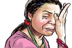 बैसठ्ठी प्रतिशत महिला घरेलु हिंसामा