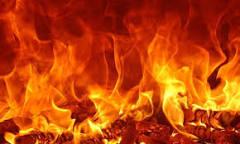 मादीको वडा कार्यालय र डोजरमा आगजनी