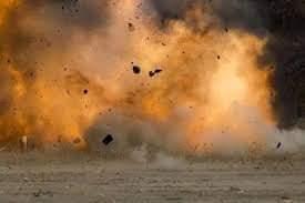 रोल्पामा बम बिस्फोट हुँदा ४ बालबालिकाको मृत्यु