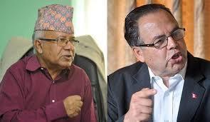 सांसदबाट राजीनामाबारे छलफल गर्न खनाल-नेपाल पक्षको बैठक बस्दै